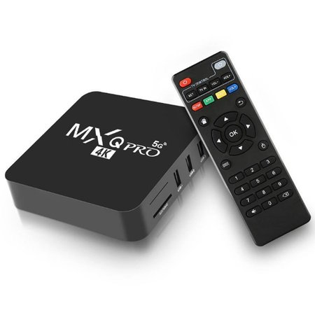 MXQ Pro 5G TV BOX