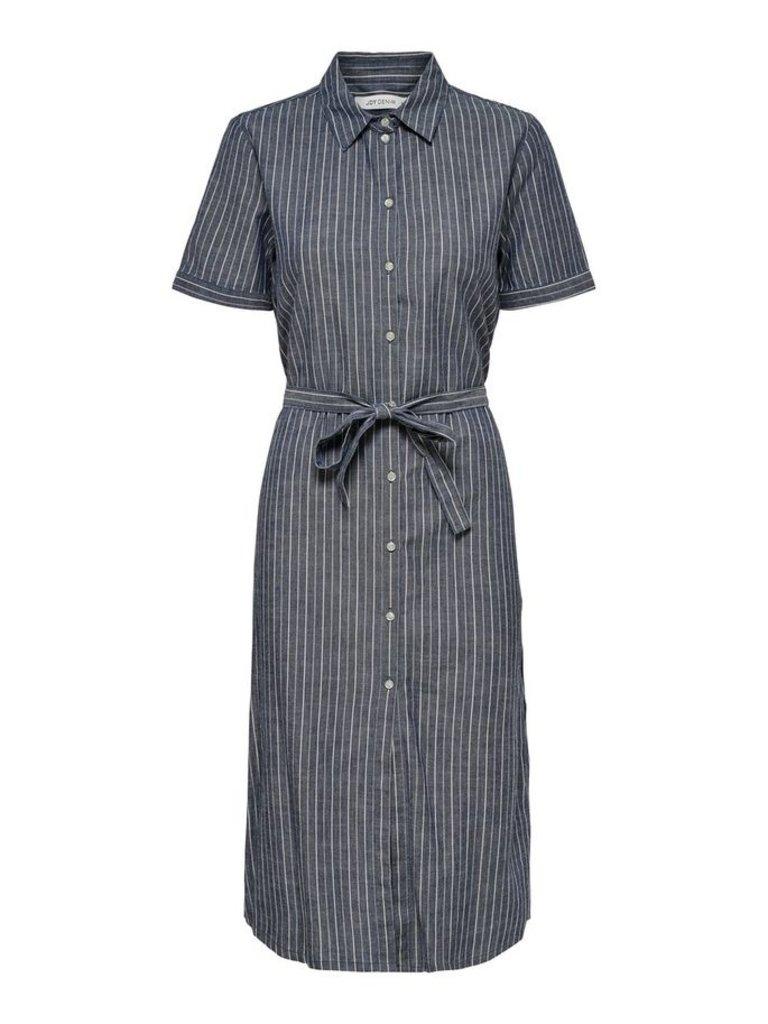 2b7713fa0c4 Jacqueline de Yong JDYLEILA SHIRT DRESS dark blue