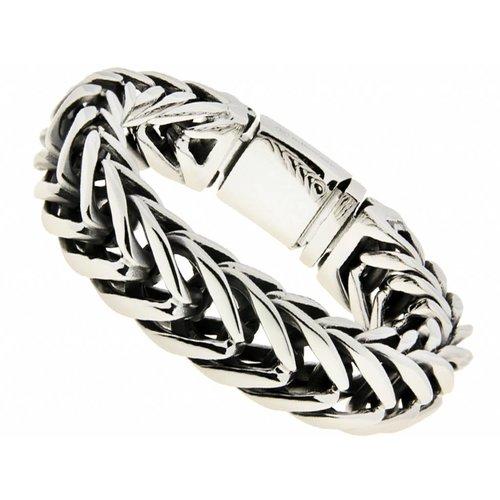 """Bukovsky Stainless Steel Jewelry Stalen Heren Armband Bukovsky """"Elite"""" - Gepolijst - Vanaf € 69,50"""