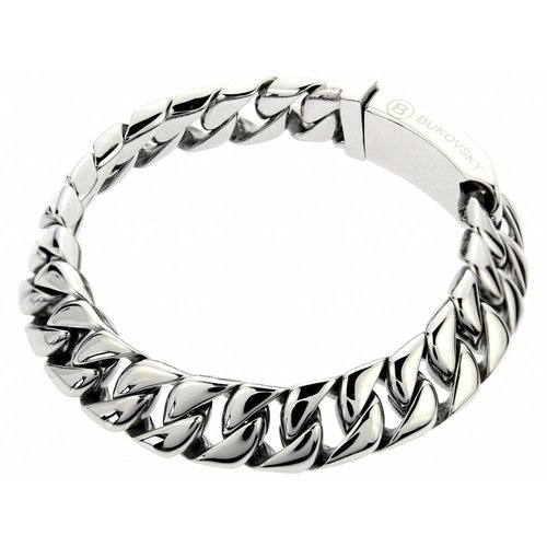 "Bukovsky Stainless Steel Jewelry Stalen Dames Armband Bukovsky ""Force Extra Small"" - Gepolijst - Vanaf € 34,50"