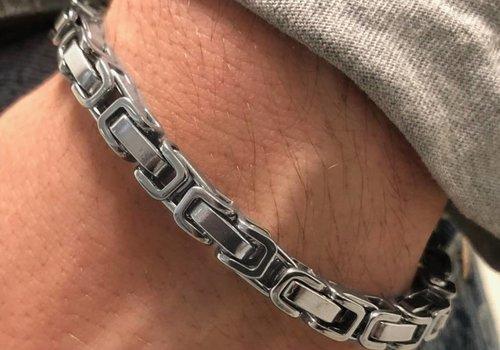 "Stalen Bukovsky Heren Armbanden ""Small"""