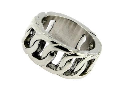 Bukovsky Stainless Steel Jewelry Stalen Bukovsky Ring Brilliant - 316L Gepolijst Staal - Vanaf € 27,50 - Gratis Verzending