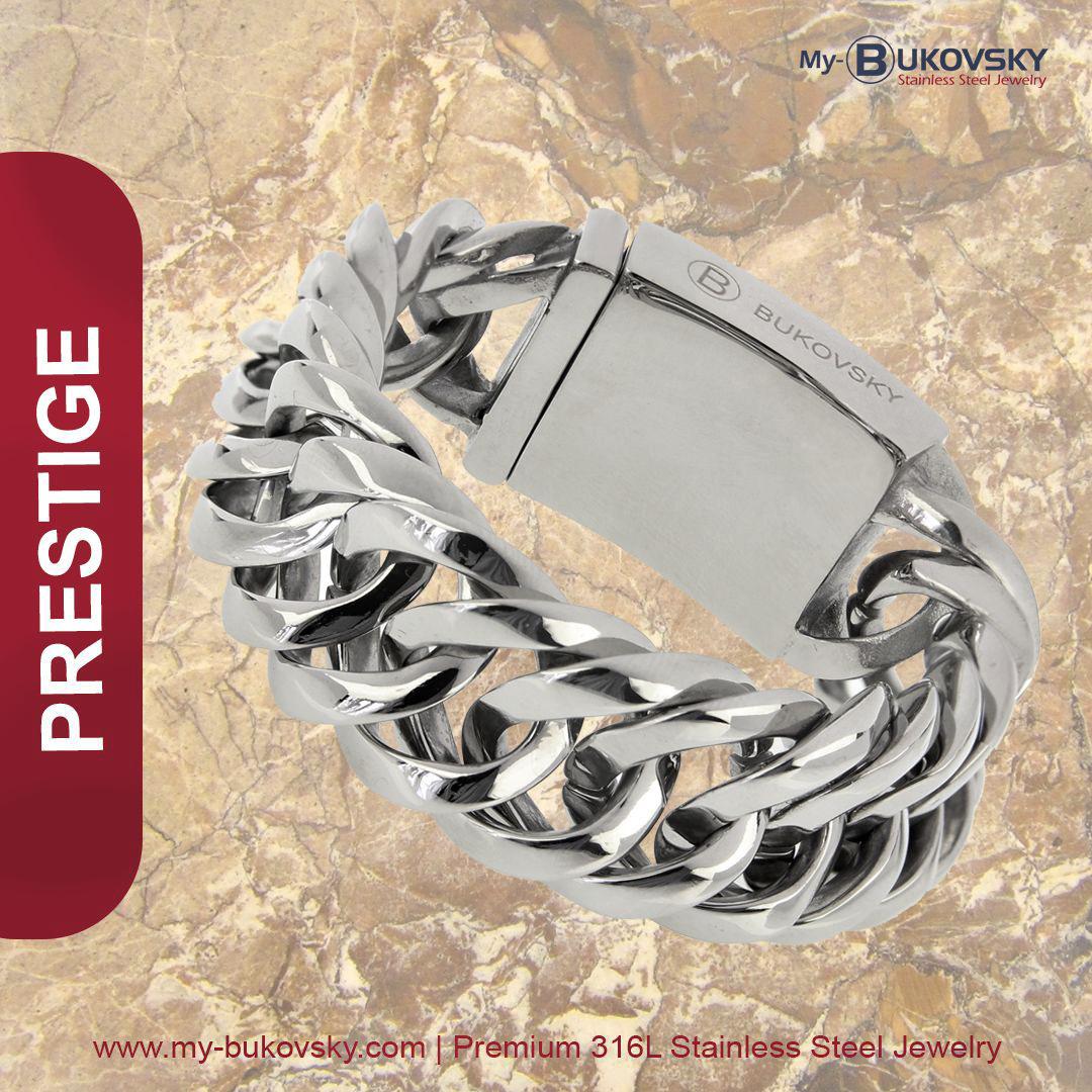 dames-armband-bukovsky-staal-rvs-gourmette-18cm-19cm-20cm-21cm-22cm-23cm-shiny-gepolijst-baksluiting-woman-bracelet-steel-polish-mybukovsky-sieraden