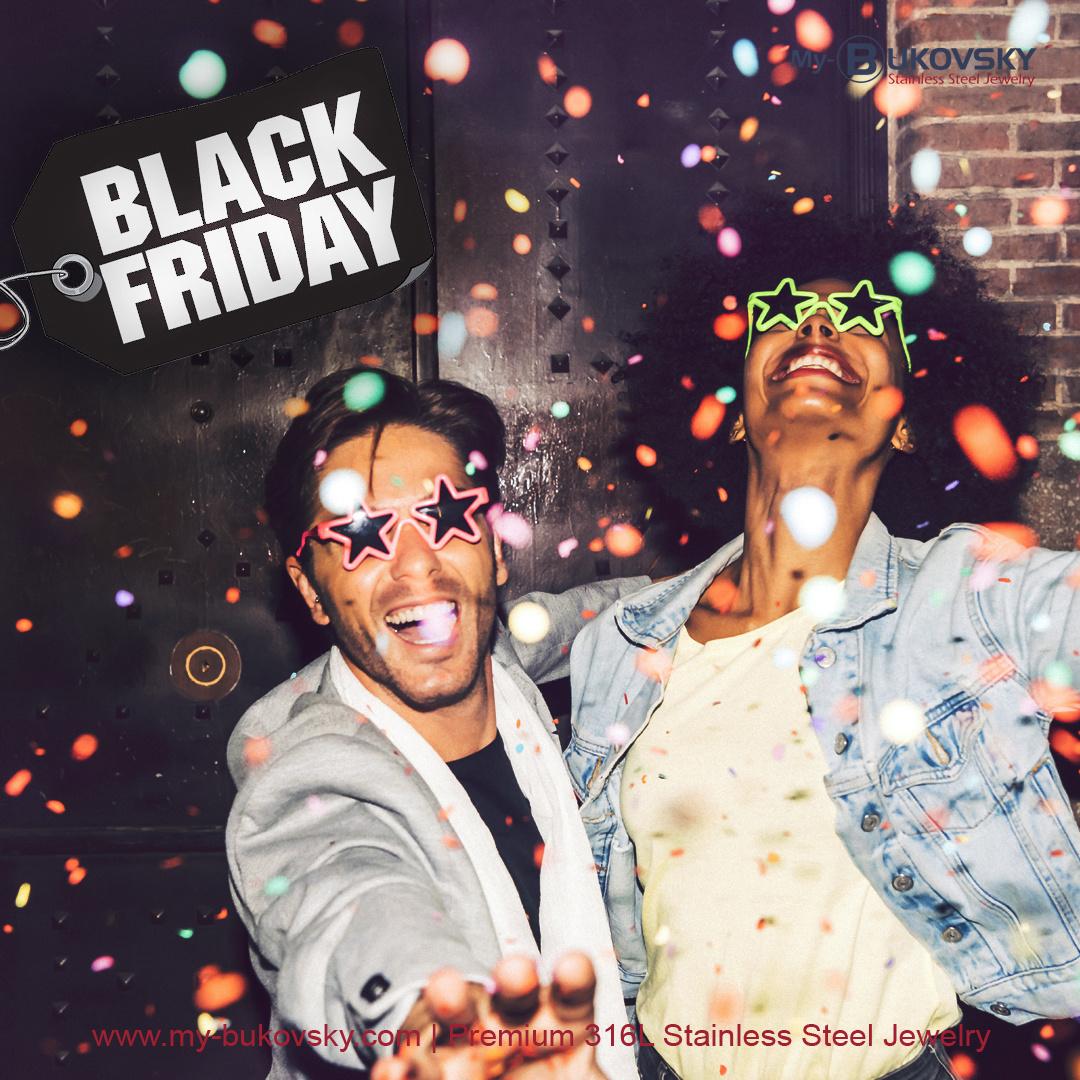 My Bukovsky Black Friday