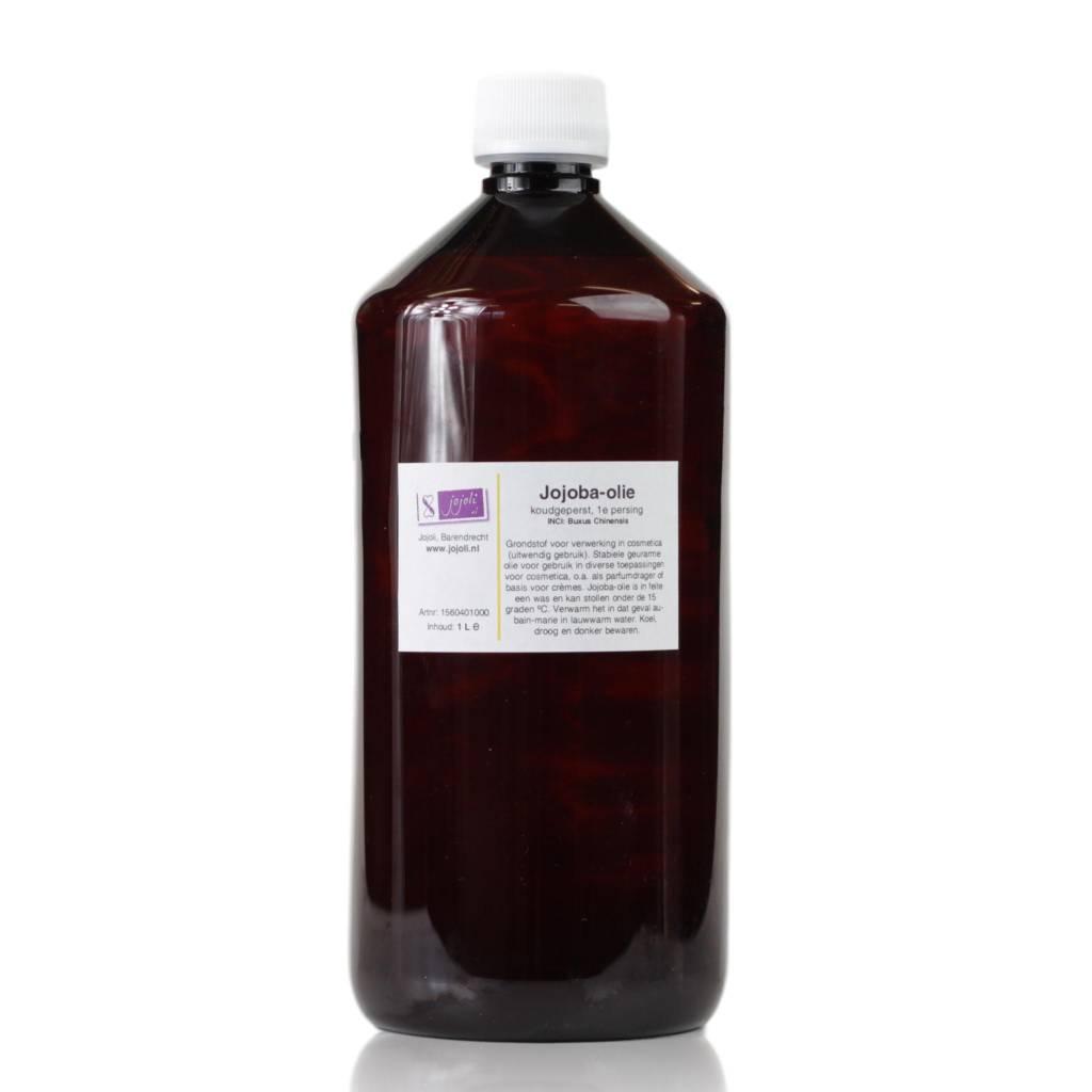 Jojoba-olie koudgeperst 1e persing