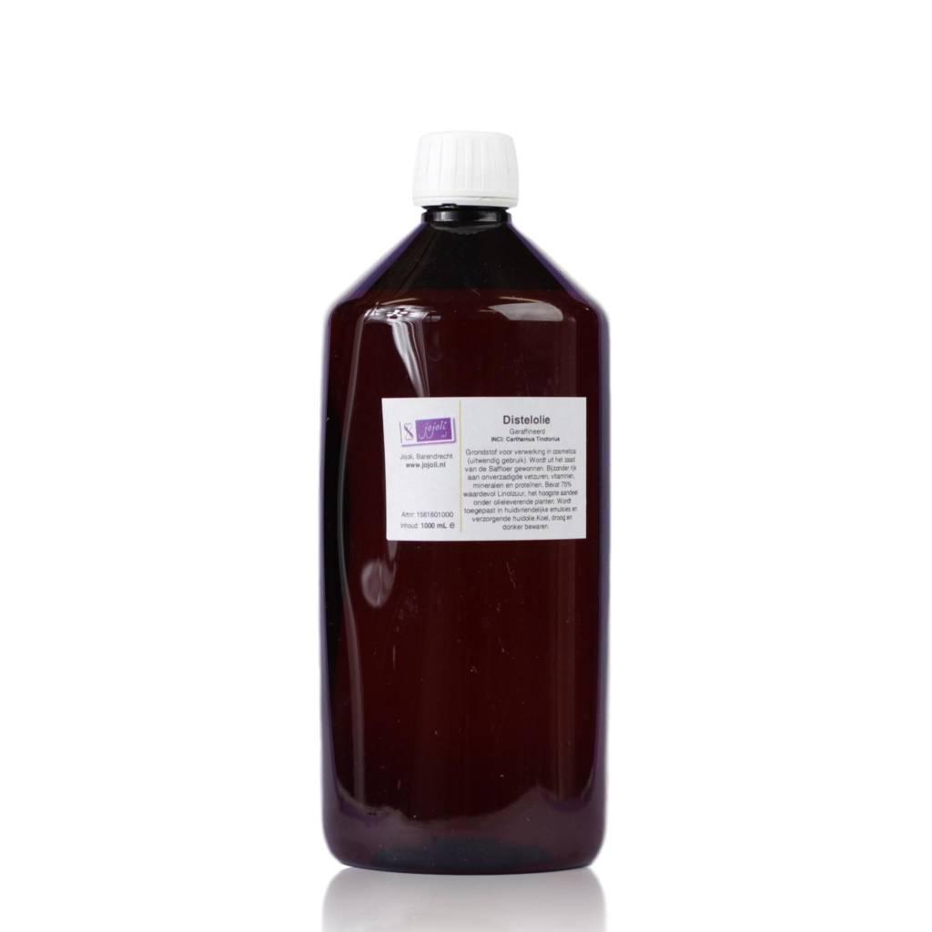Distelolie - saffloer geraffineerd