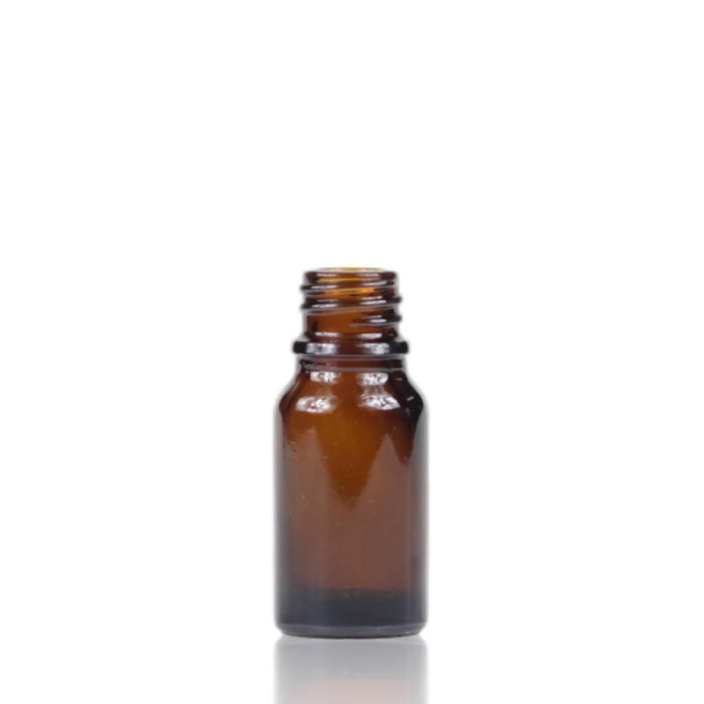 Bruinglas fles 10 mL