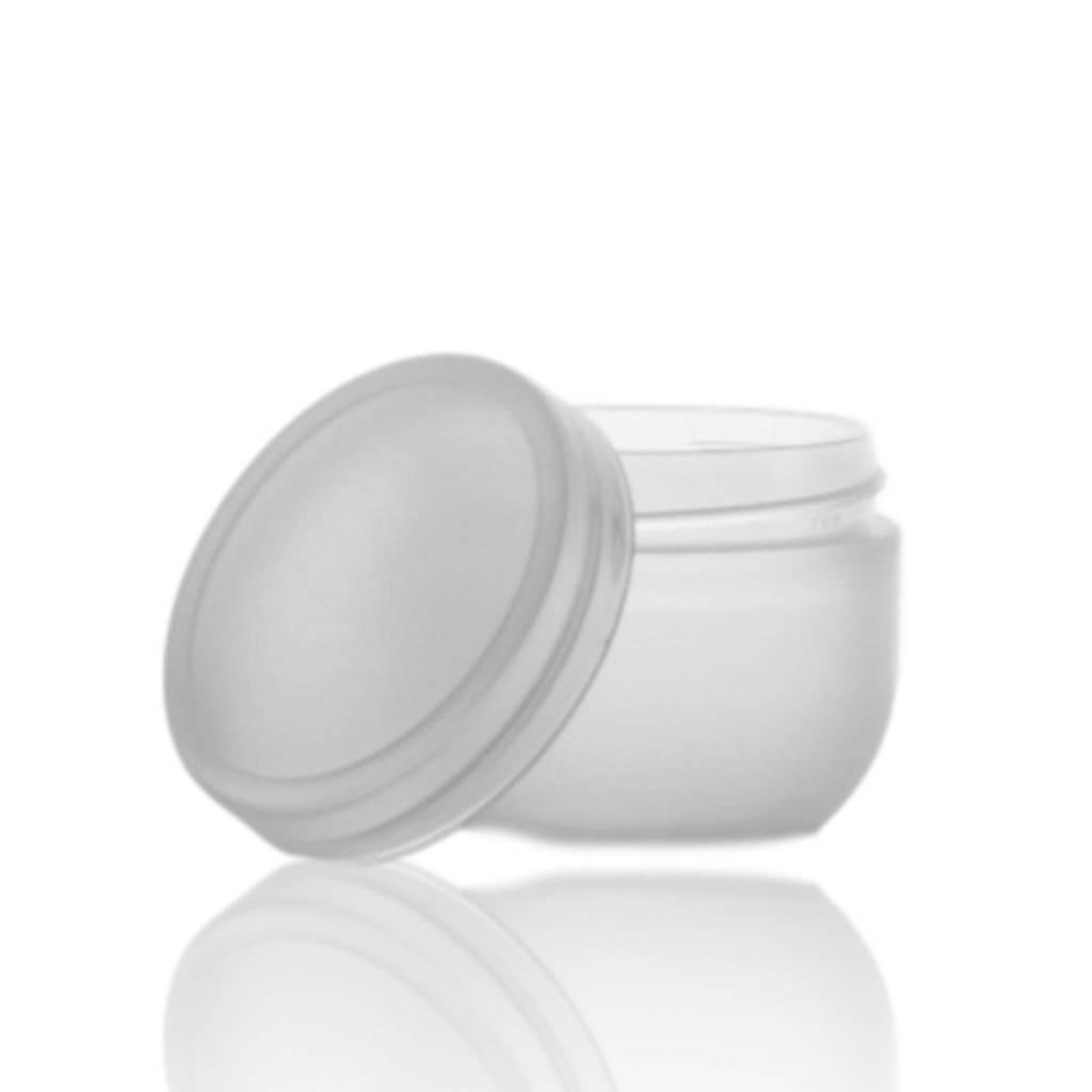 Klein mat crèmepotje 10 mL