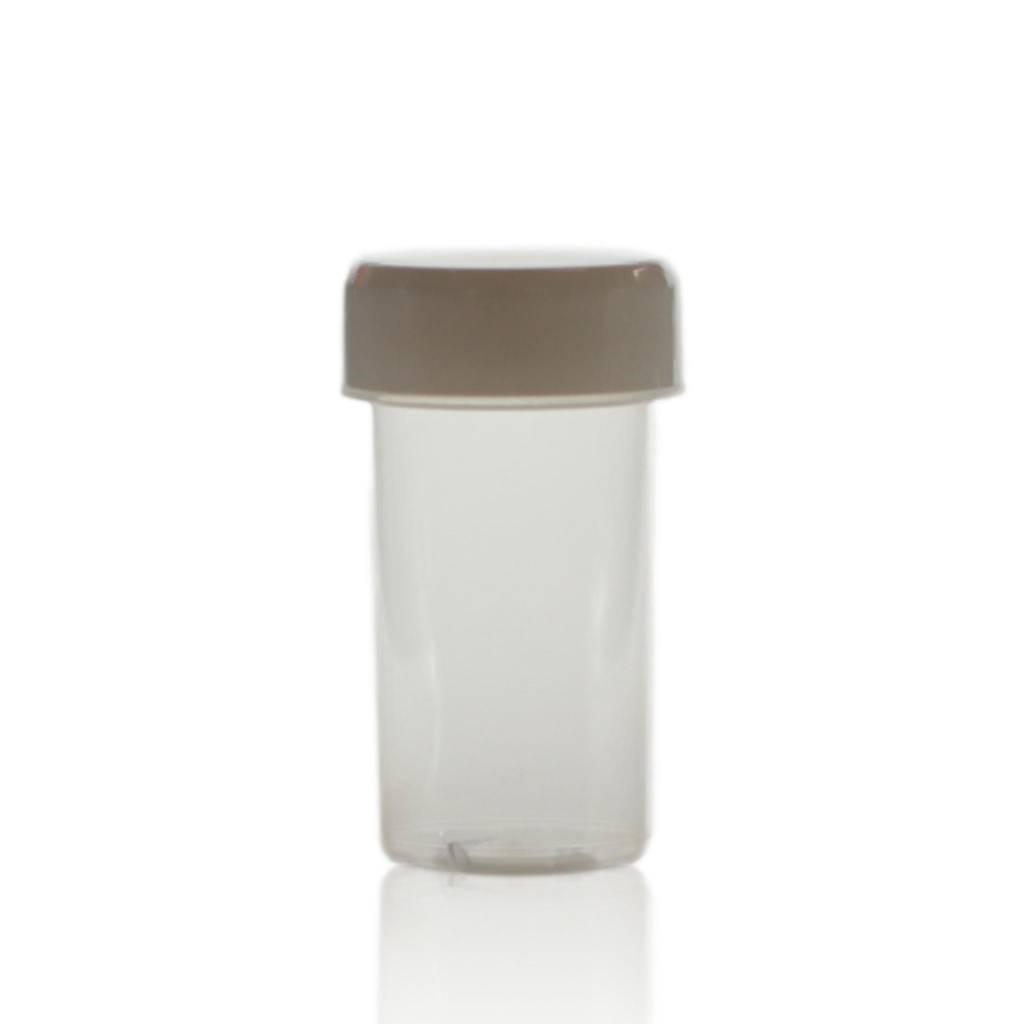 Cosmeticapot transparant 20 mL