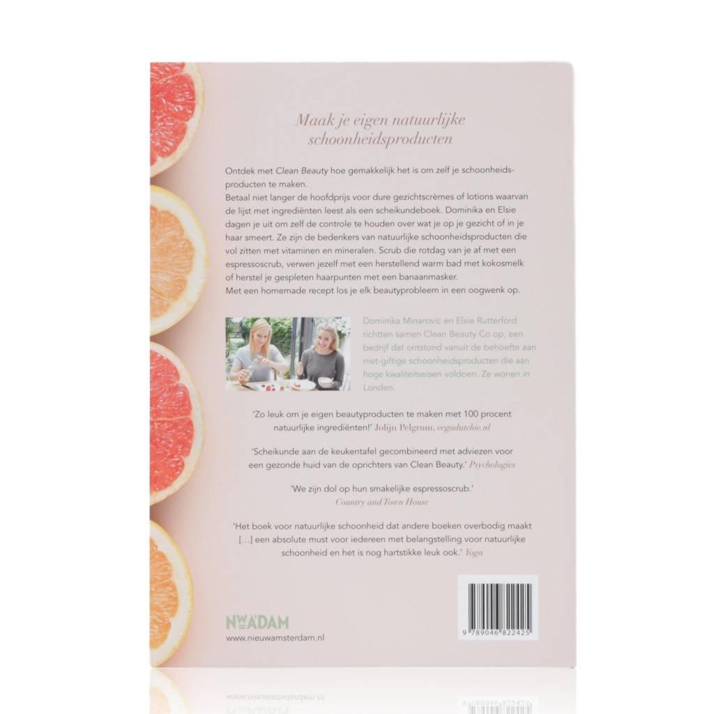 Receptenboek Clean Beauty