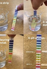 pH papier 1-12