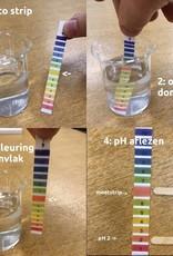 pH-papier 5.2-6.8