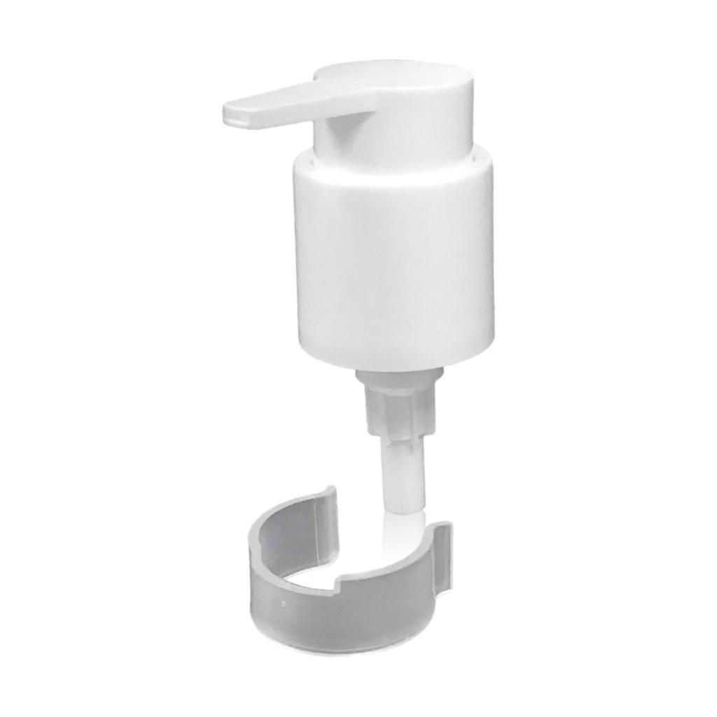 Dispenser wit met clip (halstype C of 28/410)