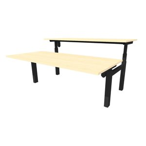 CONSET Zit-Sta Bench H-Line 501-88 160 cm breed