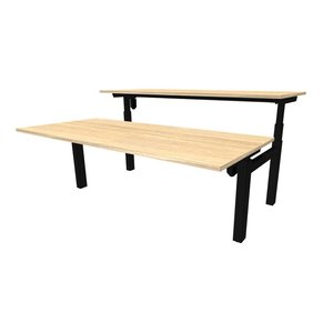 CONSET Zit-Sta Bench H-Line 501-88 200 cm breed