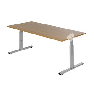NICE PRICE OFFICE Bureautafel PRO-FIT 140 x 80 cm
