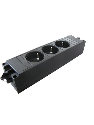NICE PRICE OFFICE Stekkerdoos platte connectors GST18