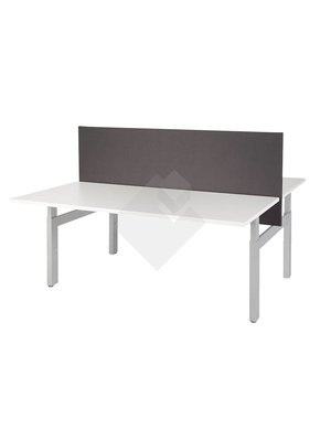 NICE PRICE OFFICE Akoestische tussenwand Pro-Fit Duo 120