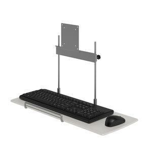 DATAFLEX Toetsenbordhouder-muisplatform  VIEWMATE optie 58