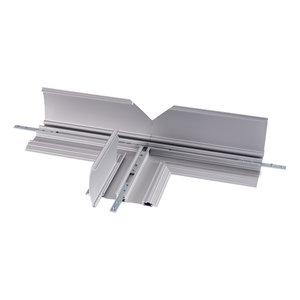 DATAFLEX Kabelbeschermer ADDIT -T-verbinding vloer 46