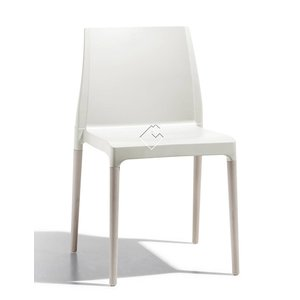 SCAB Design stoel CHLOE NATURAL