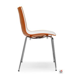 SCAB Design stoel ZEBRA BICOLORE 4