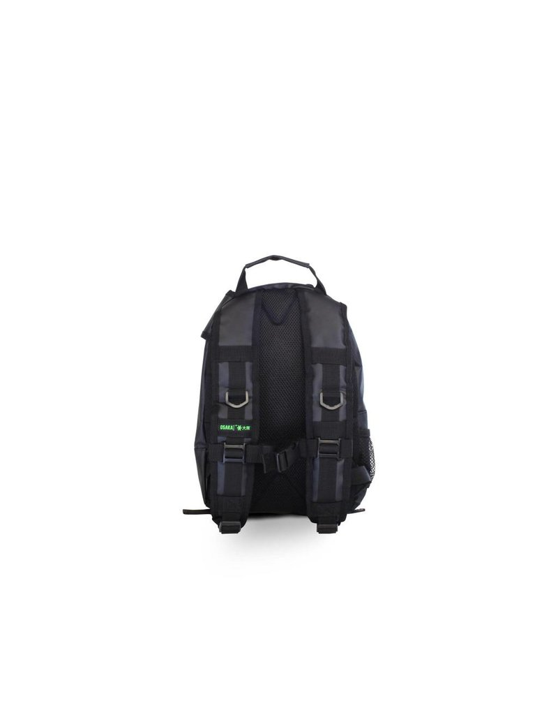 OSAKA OSAKA JUNIOR BACKPACK BLACK  17-18