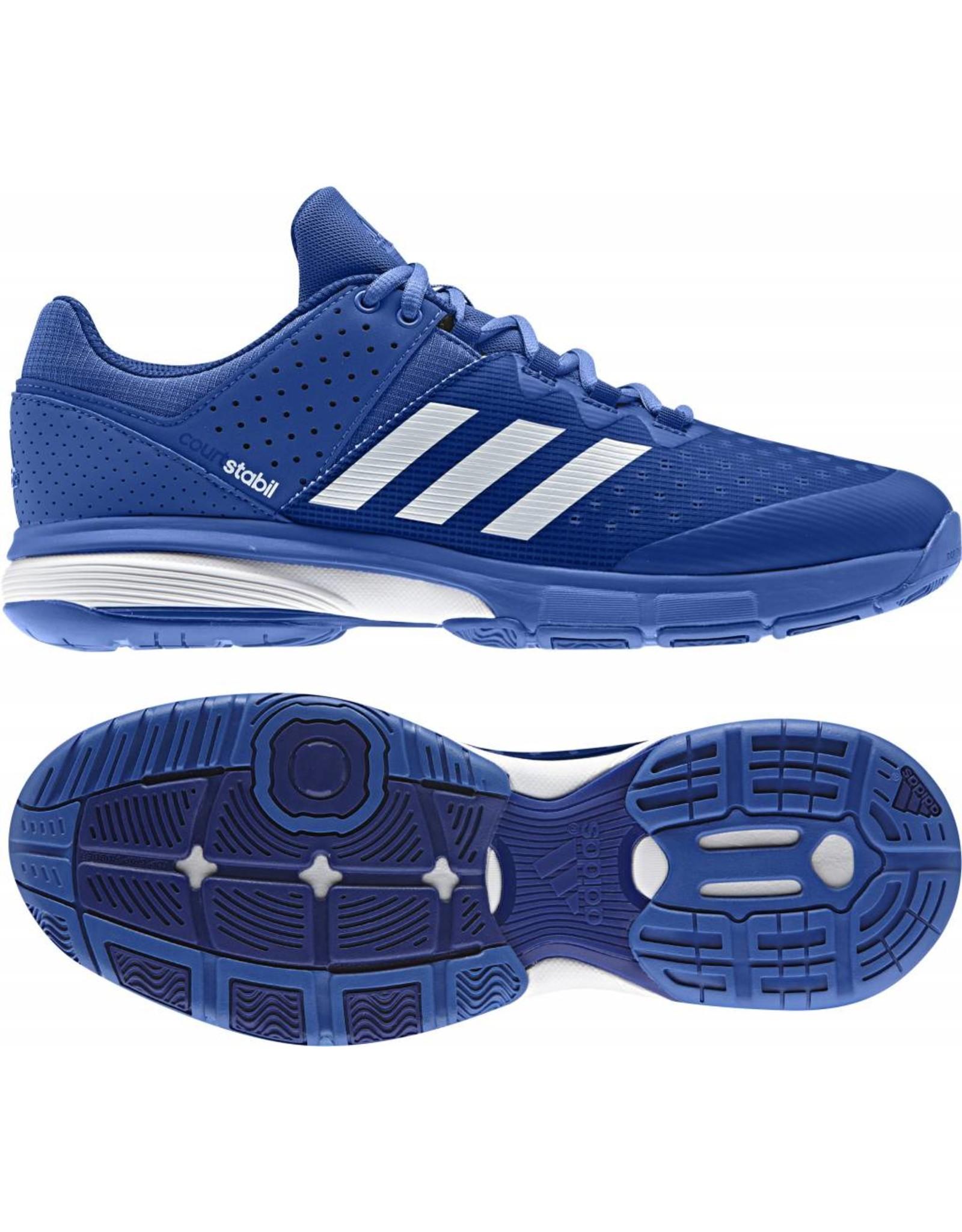 ADIDAS adidas Court Stabil bue indoor schoen 17-18