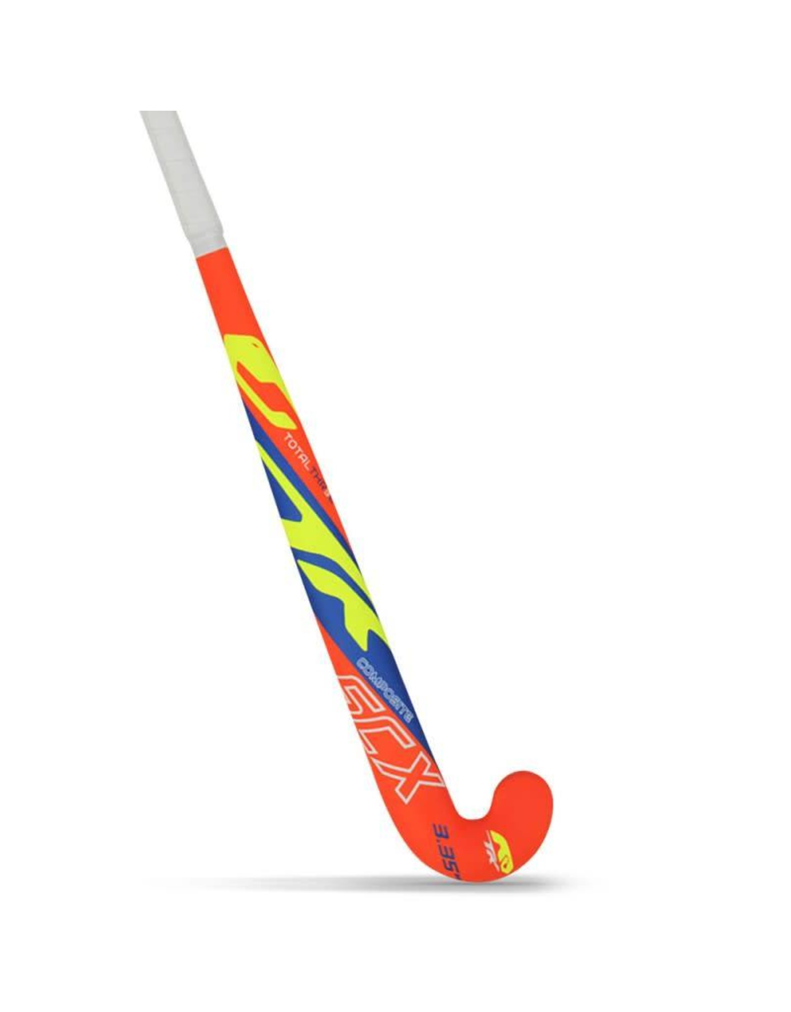 "TK TK STICK TOTAL THREE JUNIOR ORANJE 34"" 17-18"