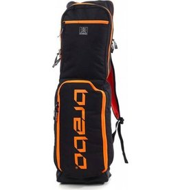 BRABO Brabo Stickbag Traditional Black/Orange