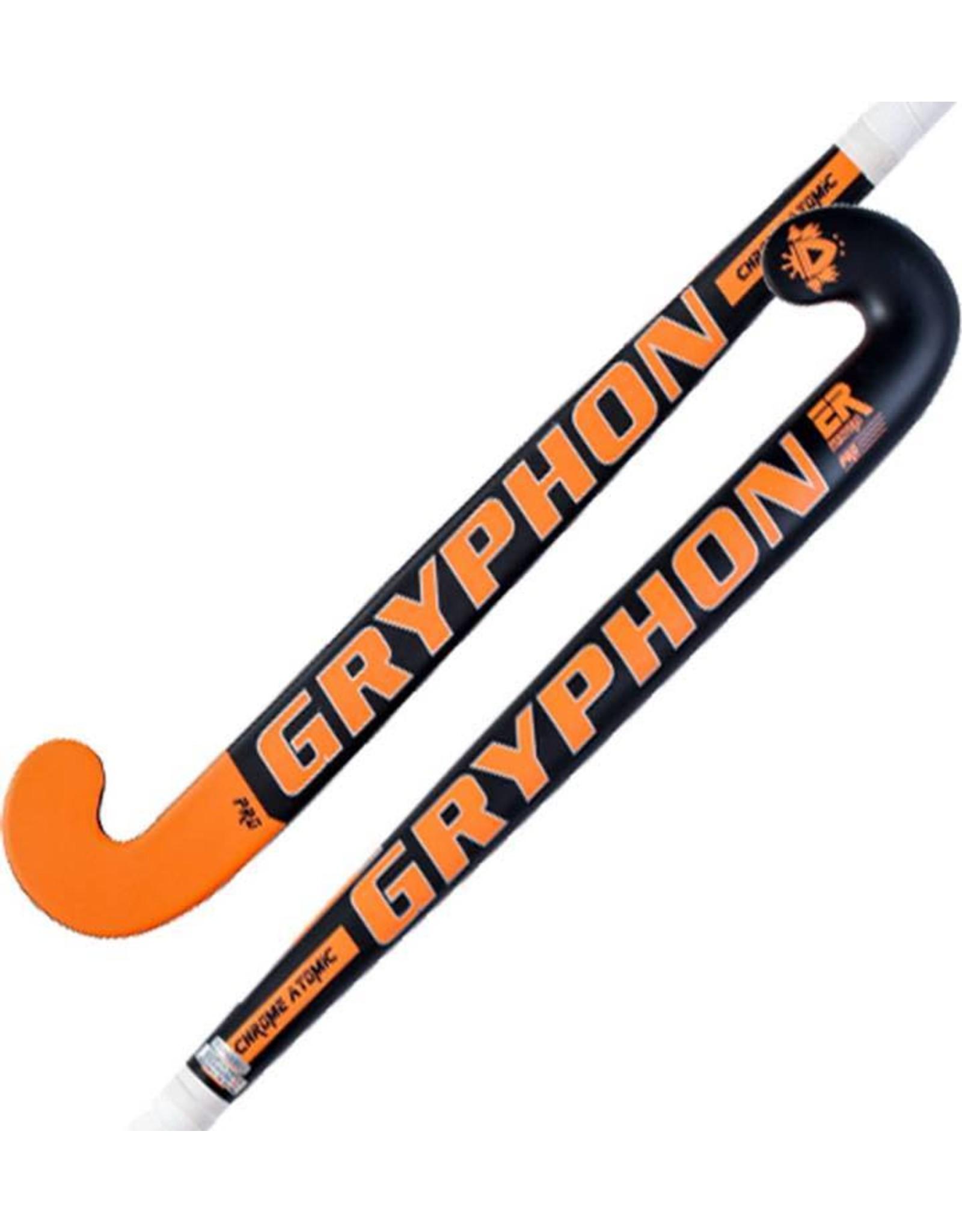 GRYPHON GRYPHON JR CHROME ATOMIC JPC  17-18