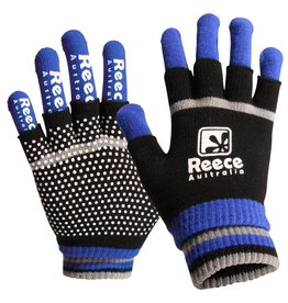 REECE REECE 2 IN 1 KNITTED GLOVE BLAUW JNR