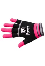 REECE REECE 2 IN 1 KNITTED GLOVE PINK JNR