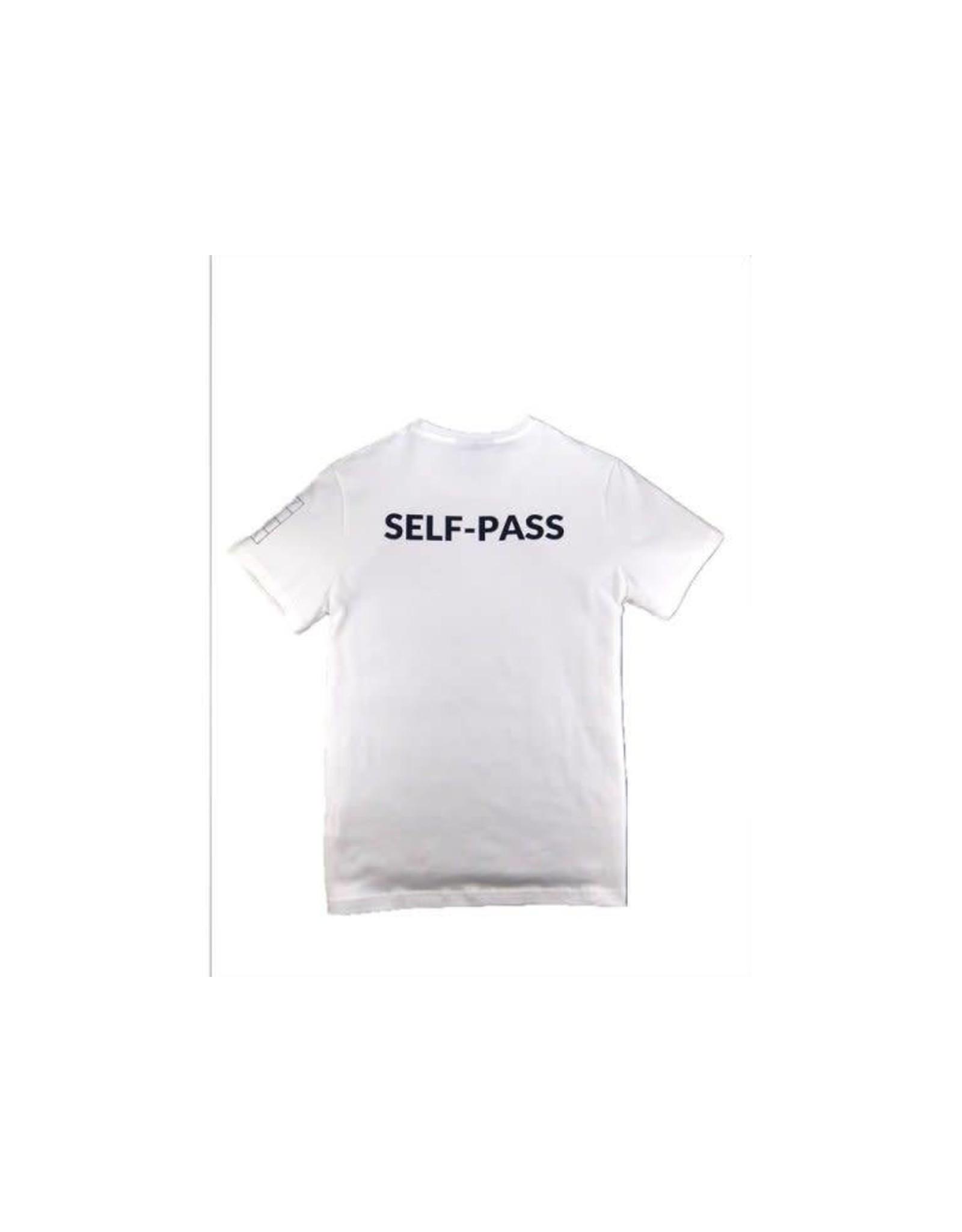 SELFPASS SELFPASS SHIRT WHITE MEDIUM