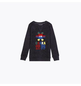 OSAKA OSAKA DESHI THROWBACK NAUTICAL SWEATER