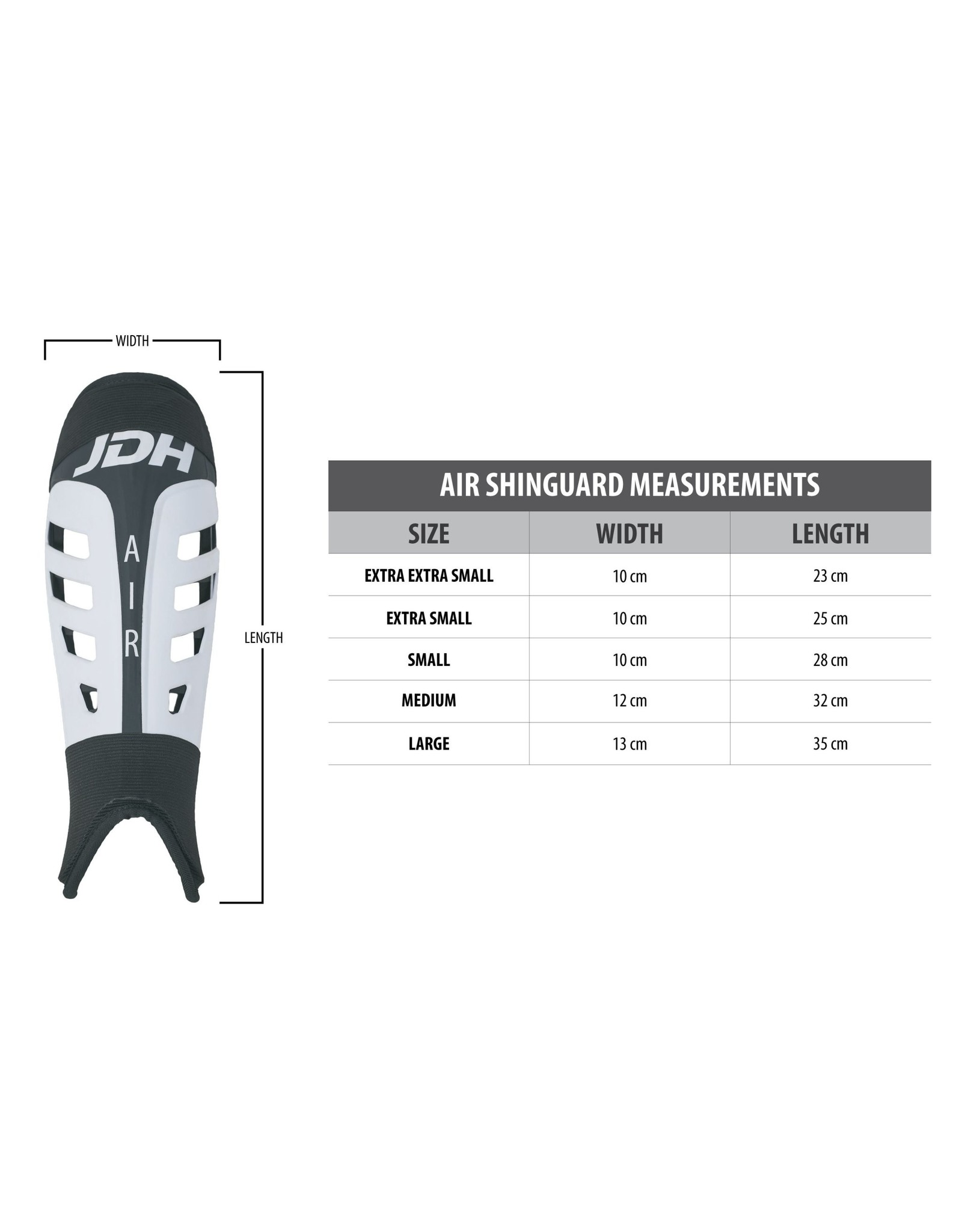 JDH JDH AIR SHINGUARD