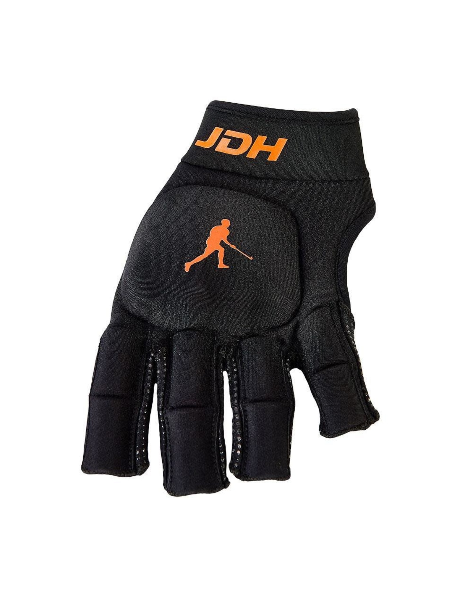 JDH JDH PRO GLOVE BLACK/VIVID ORANGE