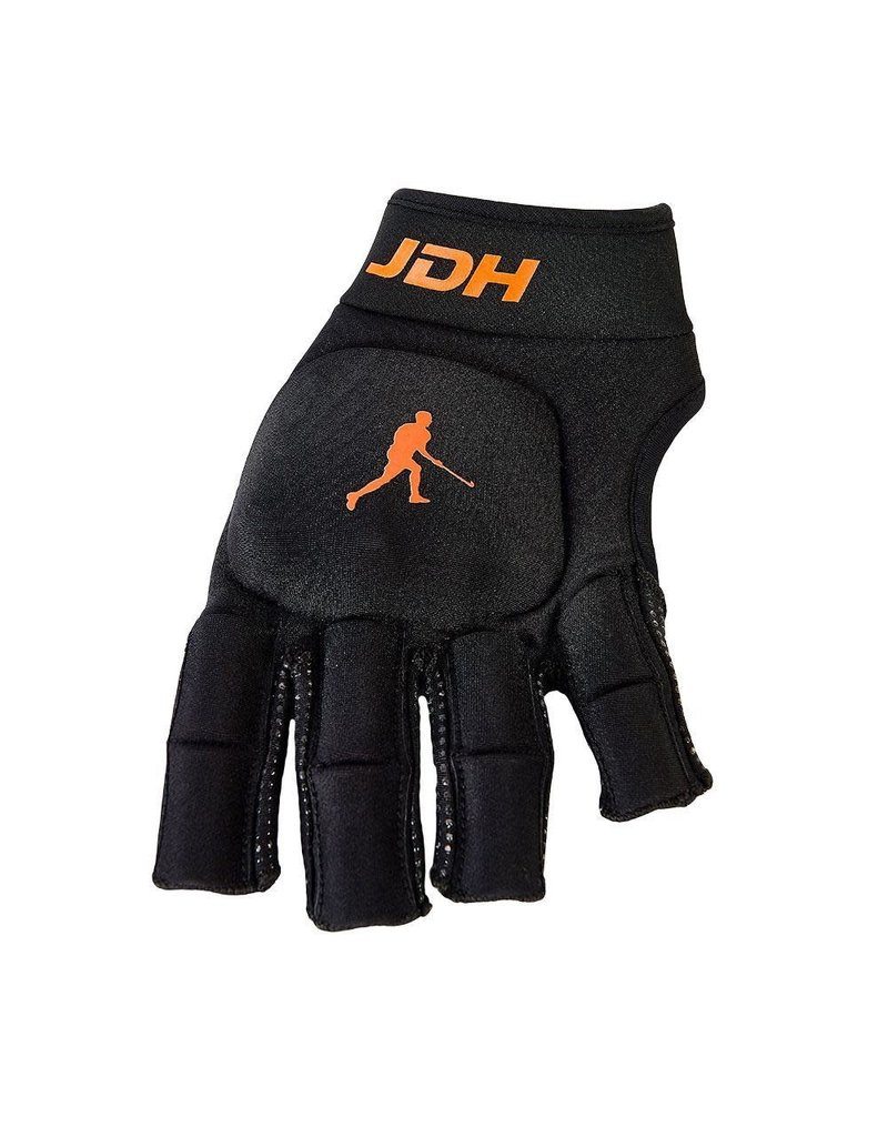 JDH JDH PRO GLOVE BLACK/VIVID ORANGE