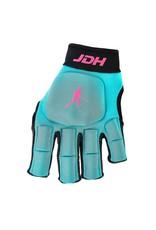 JDH JDH PRO GLOVE TEAL/HOT PINK