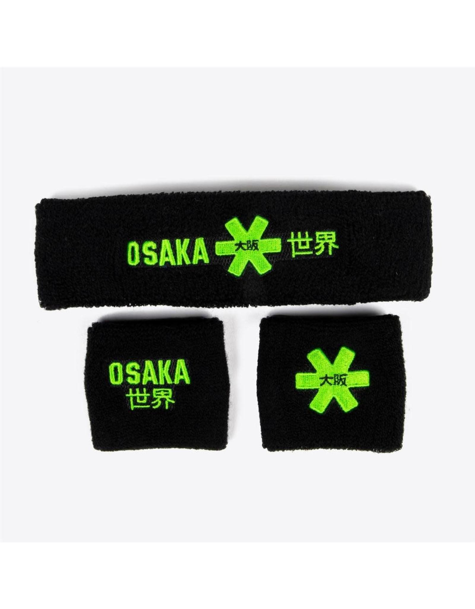 OSAKA OSAKA SWEATBAND SET 2.0