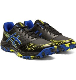 ASICS ASICS BLACKHEATH 7 MEN BLACK-ASICS BLUE 19-20