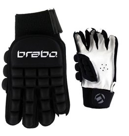 BRABO BRABO INDOOR GLOVE F2 LEFT HAND BLACK
