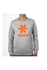 OSAKA OSAKA  DESHI SWEATER ORANGE STAR