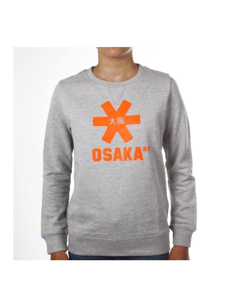 OSAKA OSAKA  DESHI SWEATER ORANGE STAR