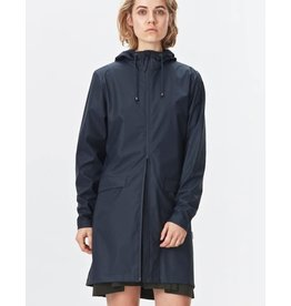 RAINS RAINS W COAT BLUE M/L