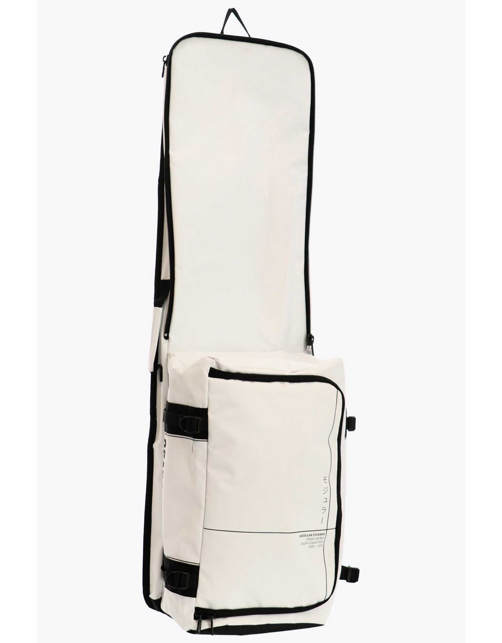 OSAKA OSAKA PRO TOUR STICKBAG MODULAR XL 20-21 WHITE