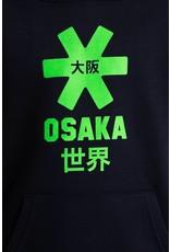 OSAKA OSAKA DESHI HOODIE GREEN STAR 20-21 NAVY