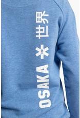 OSAKA OSAKA DESHI SWEATER POLLOCS REP 20-21 ICE BLUE
