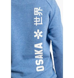 OSAKA OSAKA DESHI SWEATER POLLOCS REP 20-21 ICE BLUE