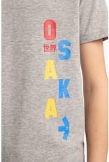OSAKA OSAKA DESHI TEE VISION MULTI 20-21 HEATER GREY